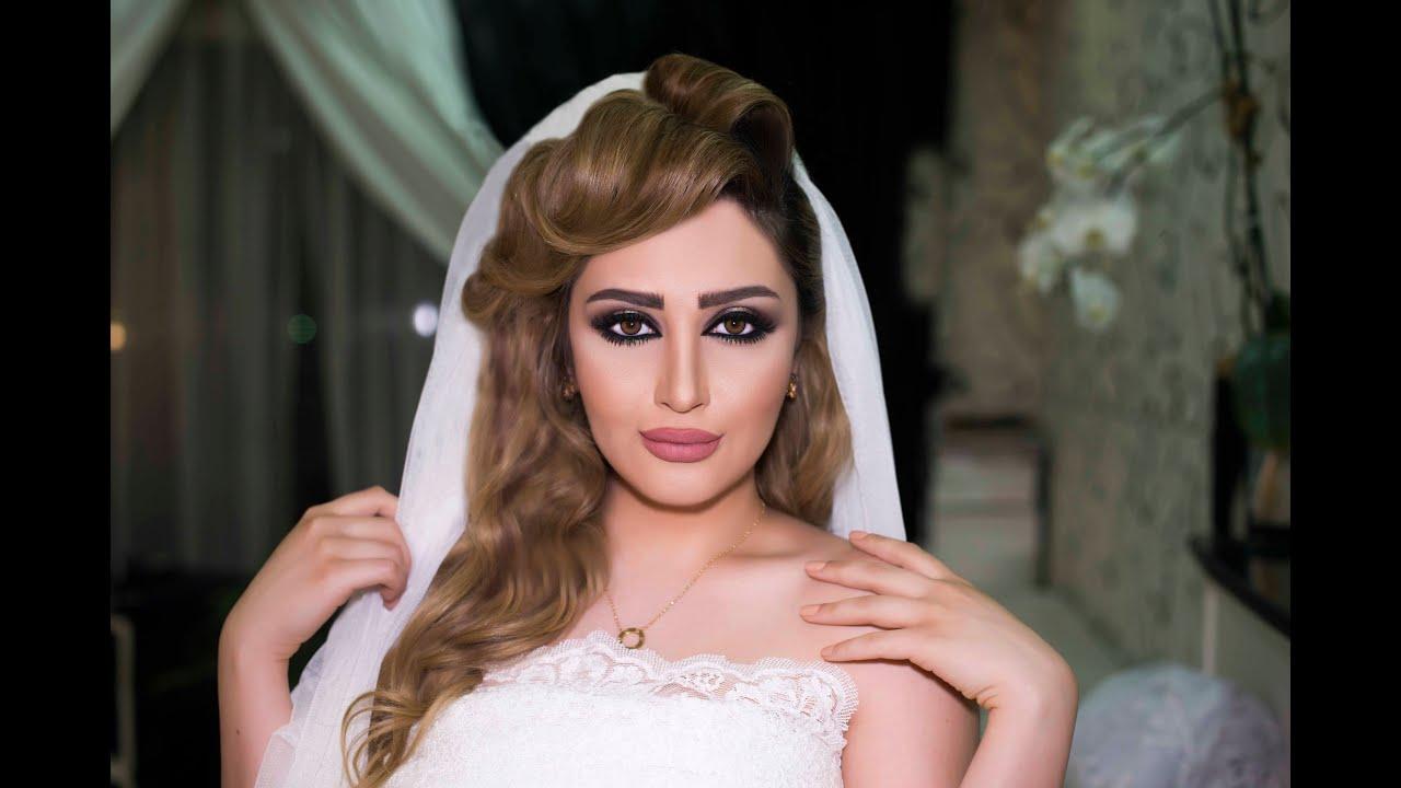 4d471a5e3c7cb Bride Makeup By Yollande Touch 2016 مكياج عروس 2016 يولاند تاتش ...
