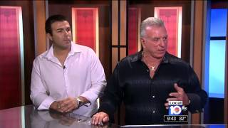 John Giordano on WPLG 7 21 13 Drug Addiction