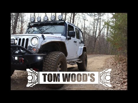 Signal Mountain Tennessee Jeep Trails