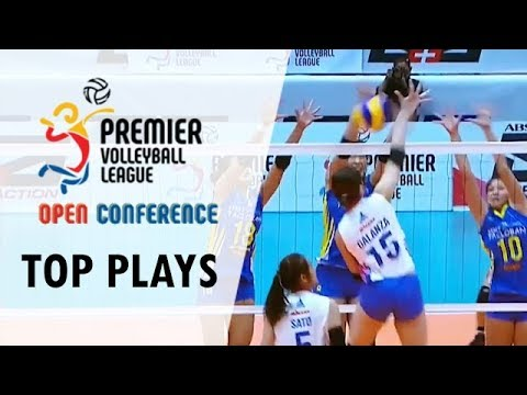 2018 Premier Volleyball League Open Conference