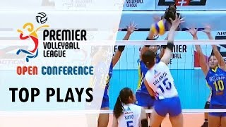 Top Plays | PVL Open Conference 2018