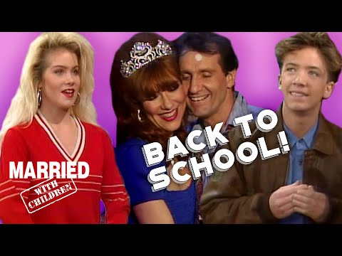 Back To School With The Bundy's!   Married With Children