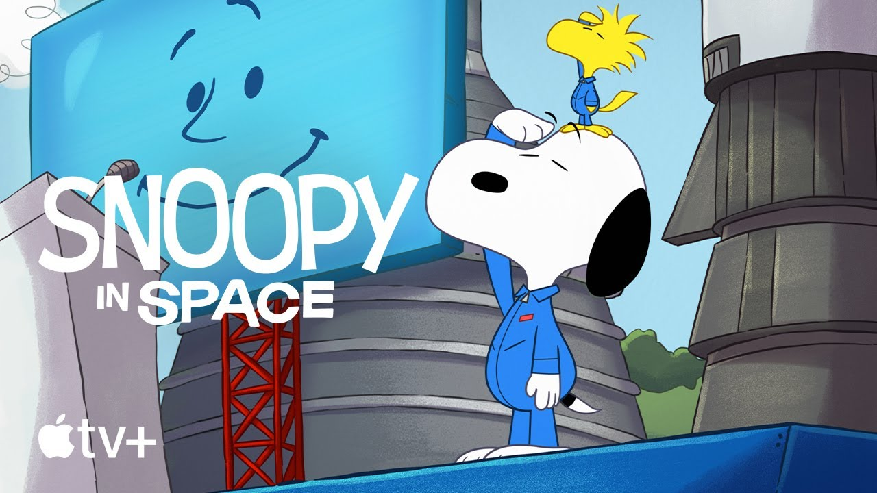 Snoopy In Space — Official Trailer | Apple TV+