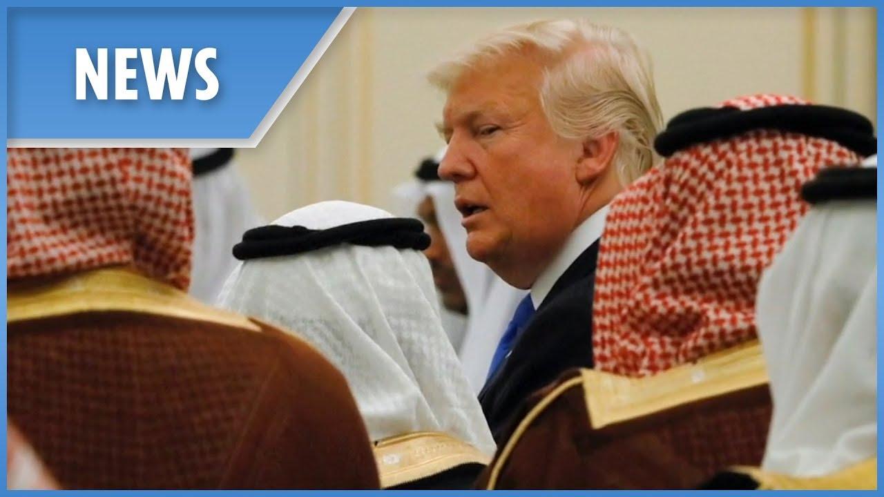 US lawmakers slam Trump's Saudi defense in the killing of Jamal Khashoggi