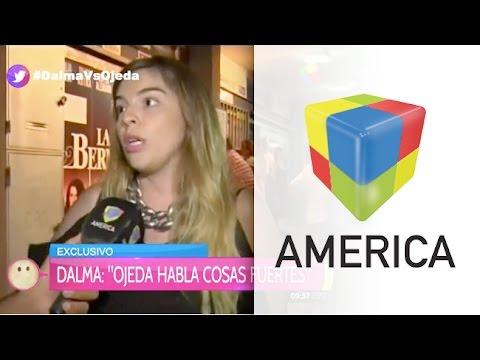 Dalma Maradona deja el tema Ojeda en manos de su abogado