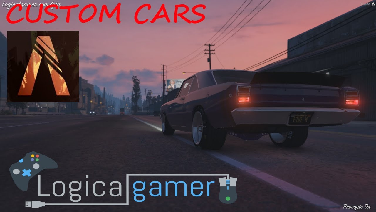 How to fix textures for addon cars on a GTA FiveM server