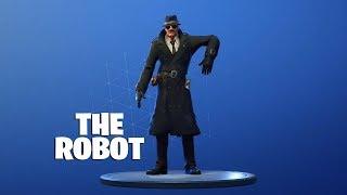 FORTNITE - The Robot Emote