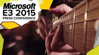Rock Band 4 Freestyle Trailer - E3 2015 Microsoft Press Conference