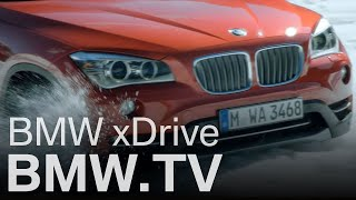 TV-Spot: BMW xDrive. Das intelligente Allradsystem.