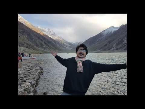 Naran Kaghan (babusar top) trip from sialkot by tabraiz khan