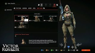 Warface BETA ➢ Basic Training & Character Customization & Weapons [Xbox]
