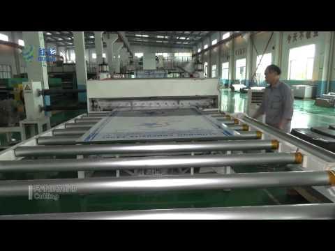Darren Aluminium Composite Panel Production Technology Process