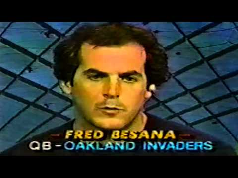 USFL Report 1983 - Interview with QB