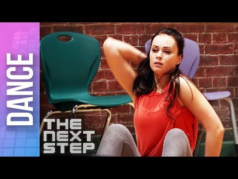 "Amanda ""Fight On"" Solo - The Next Step Dances"