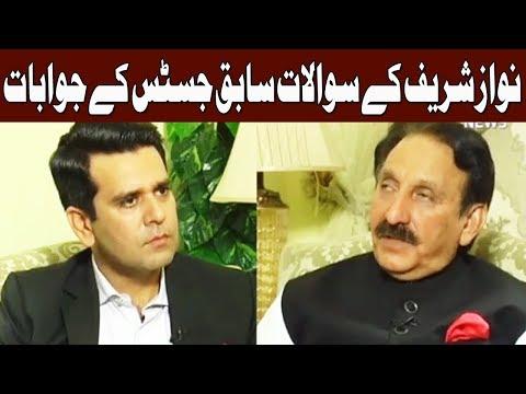 Islamabad Tonight With Rehman Azhar - 27 August 2017 - Aaj News