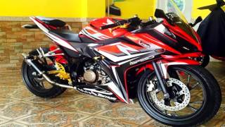 Modifikasi CBR150 2017