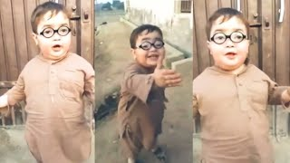 Pathan Ka Bacha Ahmed Shah Latest Viral Video - Peche Dekho