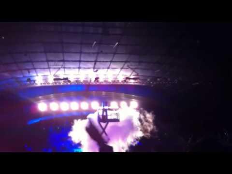 Kanye West @ Sidney Myer music bowl - 31/01/2012