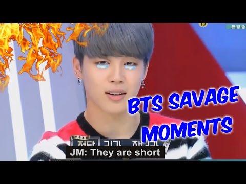 BTS Savage Moments #3