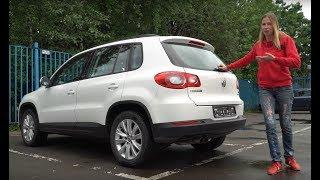 Volkswagen 250 km kilometr bilan Tiguan. La'nati VAG yoki qoidalar variant t? Volkswagen Tiguan