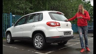 Фольксваген Тигуан с пробегом 250 т км. Проклятье VAG или норм вариант? Volkswagen Tiguan
