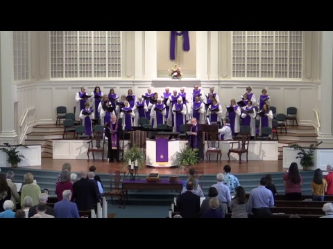 Worship Service: March 31, 2019 (Video)
