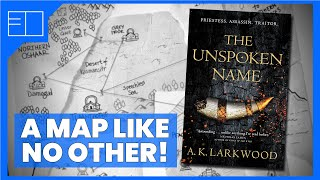 The Unspoken Name's Map Proves It's A Different Kind of Fantasy