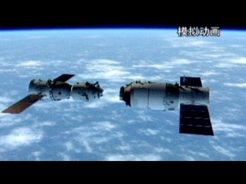 China hopes Shenzhou 8 will aid space lab project