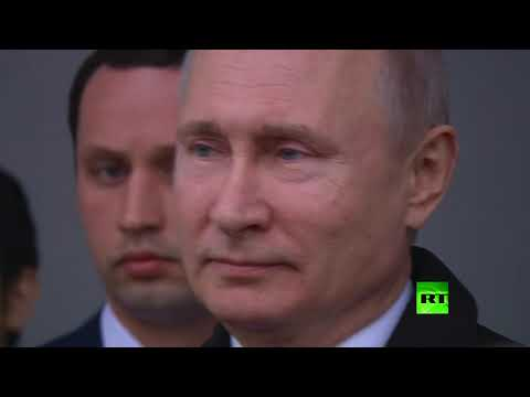 بوتين يودع كيم جونغ أون  - نشر قبل 40 دقيقة