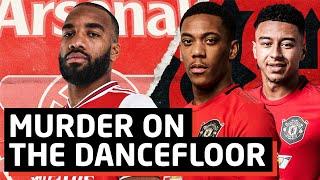 Murder On The Dance Floor   Arsenal vs Man United   Premier League Preview