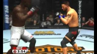 UFC Undisputed 2009 - Best Knockouts Montage
