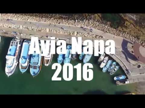 Cyprus, Ayia Napa Drone Shots!
