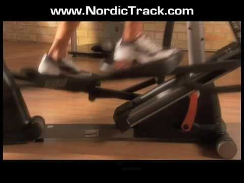 Commercial Home Fitness - Nordic Track A.C.T. Elliptical