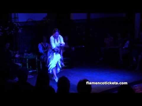 La Casa del Flamenco Flamenco Show in Seville - Video 3 (Flamencotickets.com)