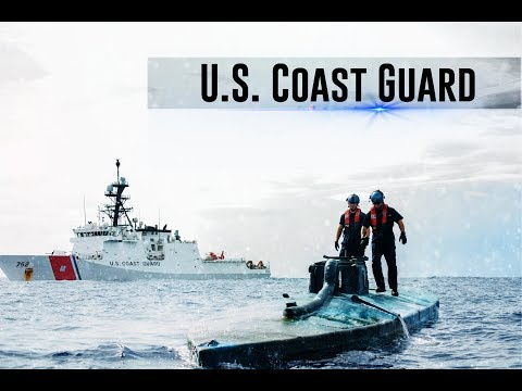 U.S. Coast Guard • Semper Paratus
