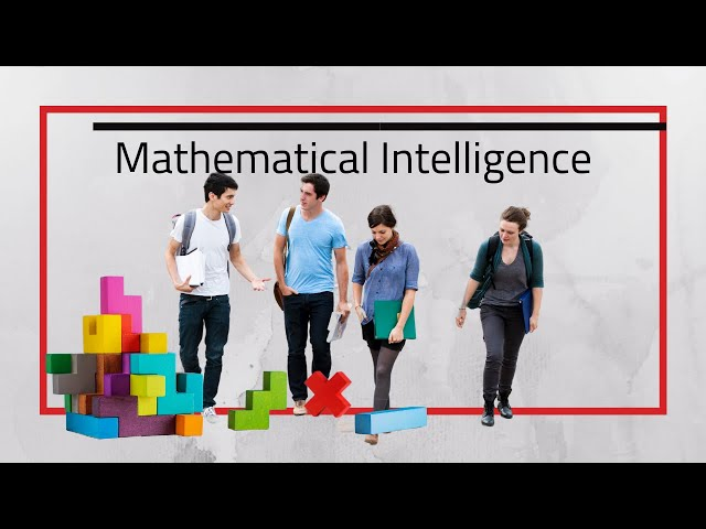 Mathematical intelligence, and the logical learner
