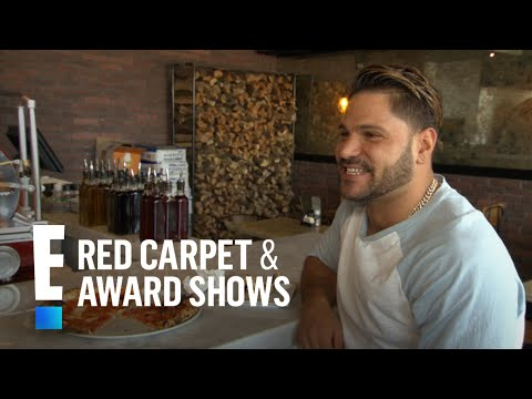 Ronnie Magro-Ortiz Answers Rapid Fire Questions | E! Live from the Red Carpet