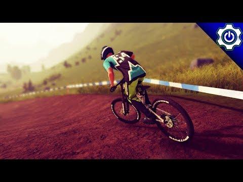 Descenders - Mountain Biking!
