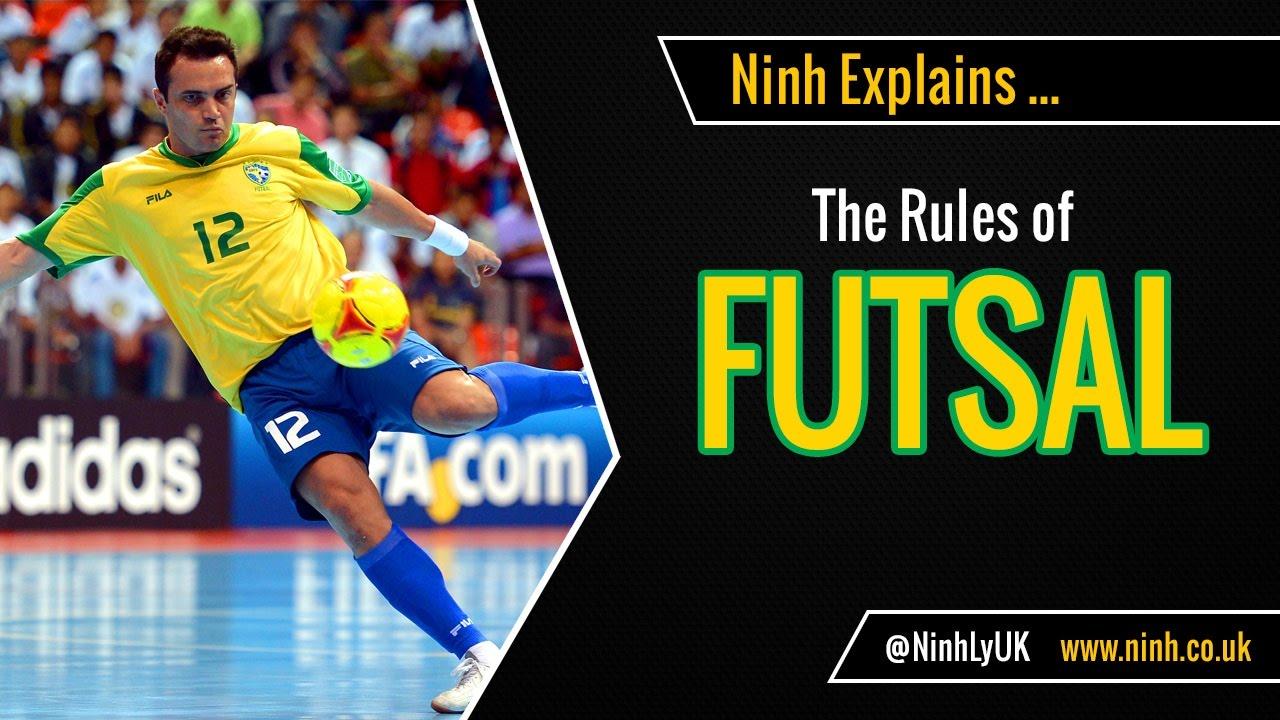 Rules In Futsal