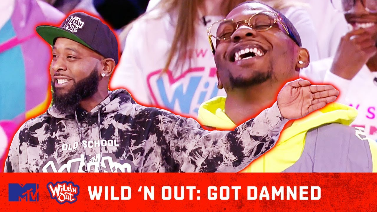 Karlous Miller Tries To Put A Hurtin' On Bobb'e J Thompson 😂 Wild 'N Out
