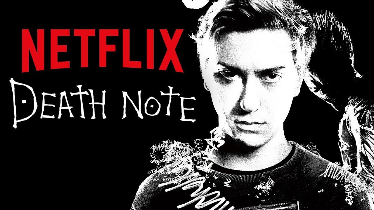 Death Note od Netflixa jest beznadziejny
