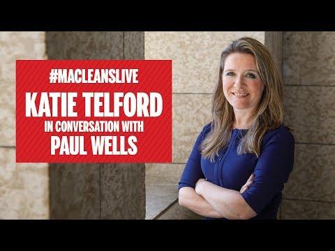 Katie Telford in conversation with Paul Wells: Maclean's Live