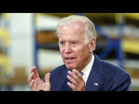Jerry Seib: The Difficult Path to a Biden Candidacy - YouTube
