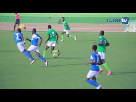Azam Rwanda Premier League Rayon Sports 2- 0 Kiyovu FC