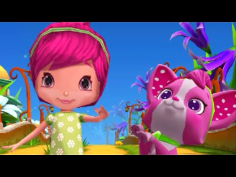 Strawberry Shortcake Berry Rush Quot Raspberry Torte Quot With Dog Gameplay Makeover For Kid Ep 31