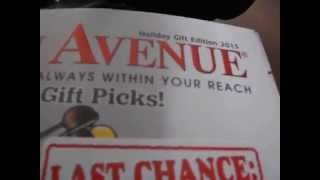 seventh avenue catalog i get once a year