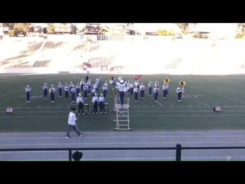 Sylmar High School Marching Band ELAC 2018