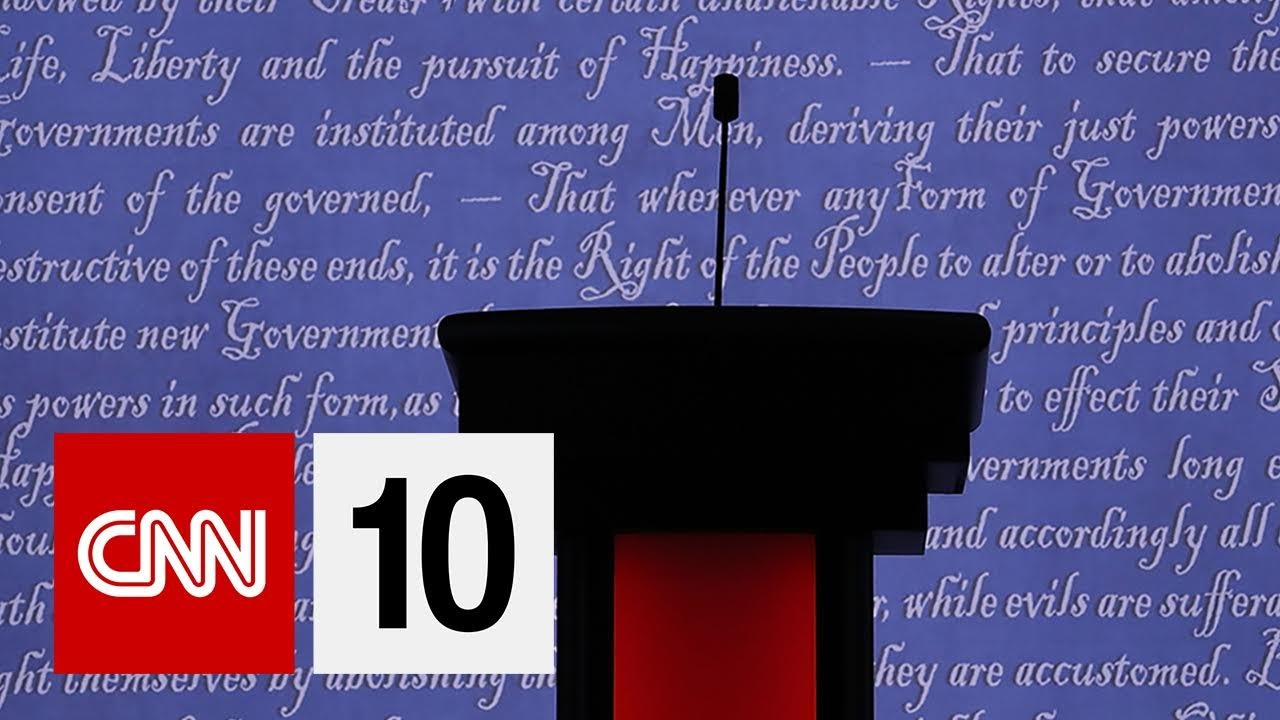 Previewing A Presidential Debate