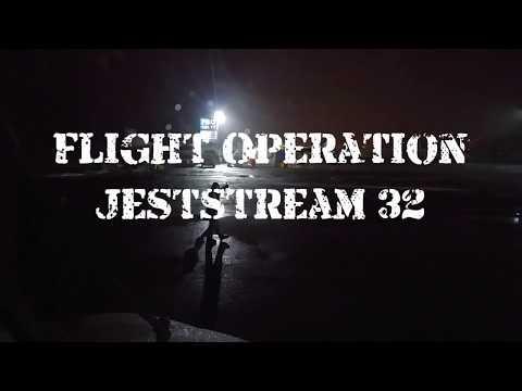 Flight operation Jetstream 32