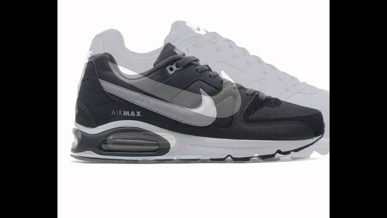 Nike Air Max Command Trainers Menu0027s runners - YouTube